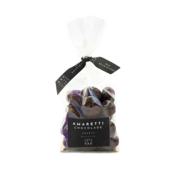 Love in a Box Amaretti Koekjes Chocolade