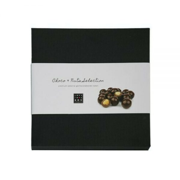 ove in a Box Choco Noten Choco Nuts Selection