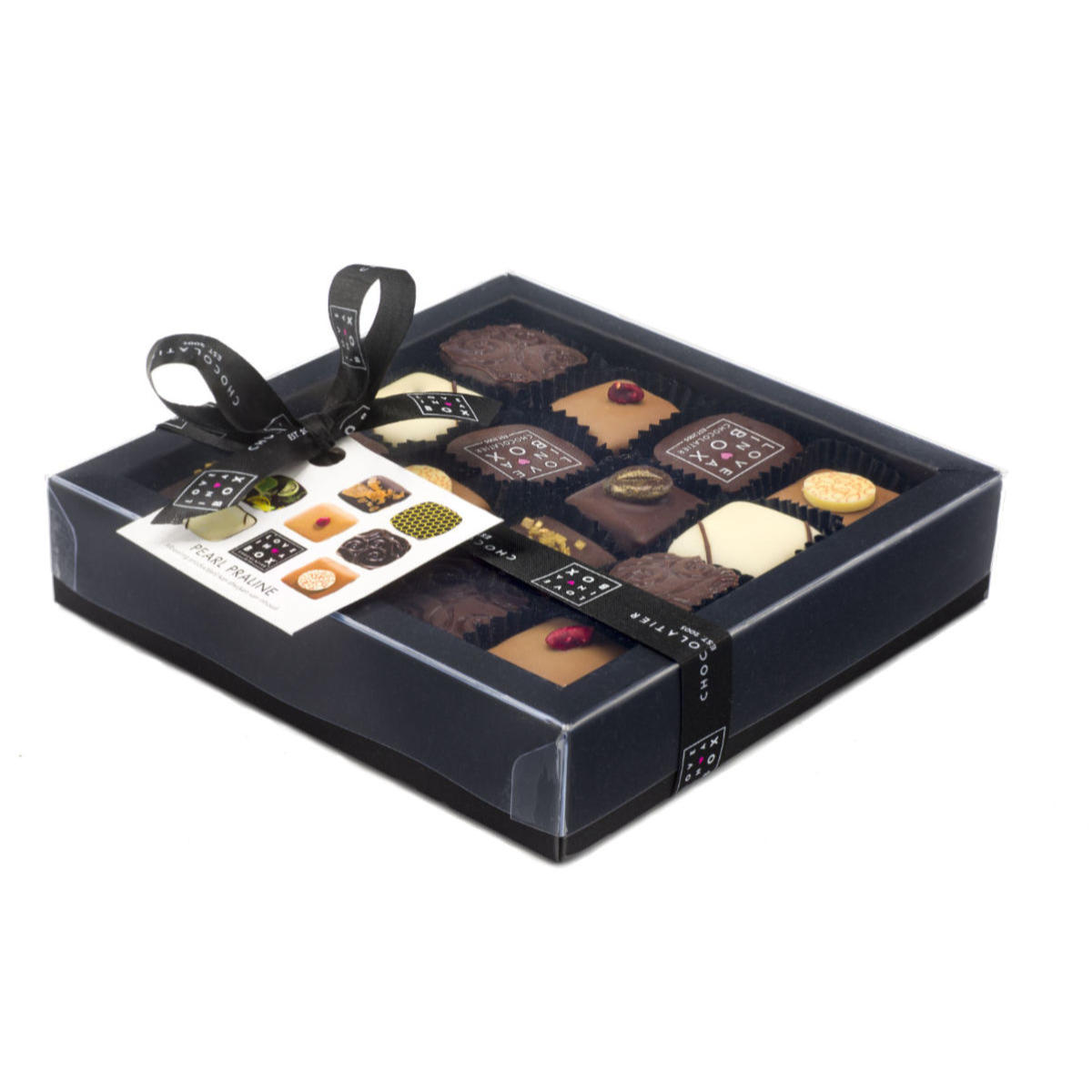 Love in a Box Chocolade Relatiegeschenken