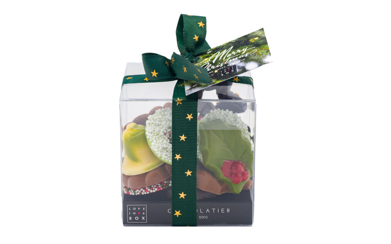 Love in a Box Chocolade Kerst