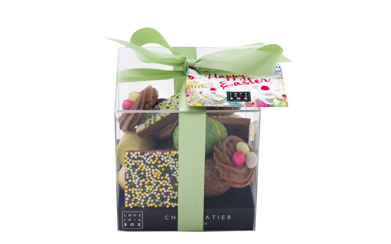 Love in a Box Chocolade Pasen