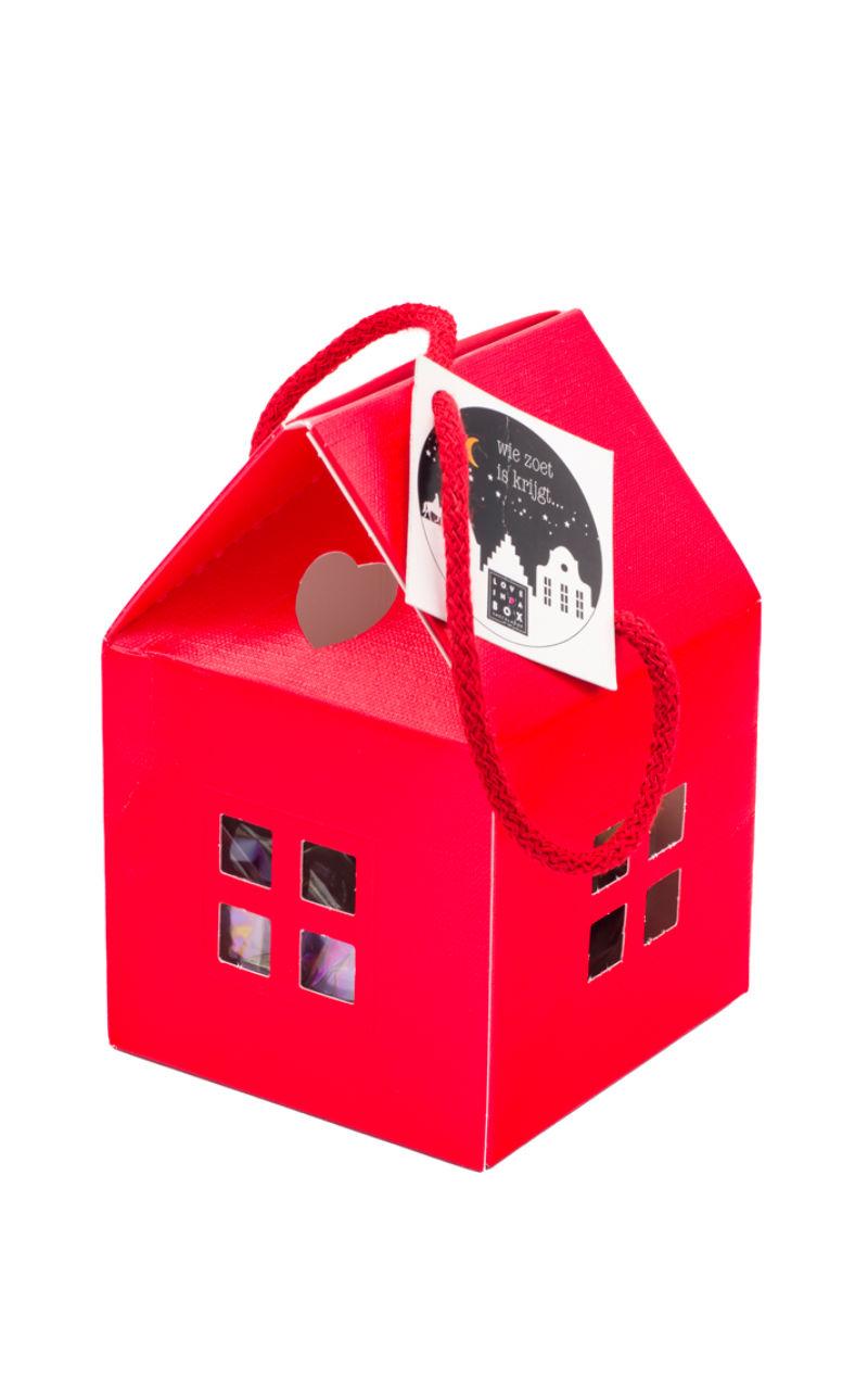 Love in a Box Chocolade Sint