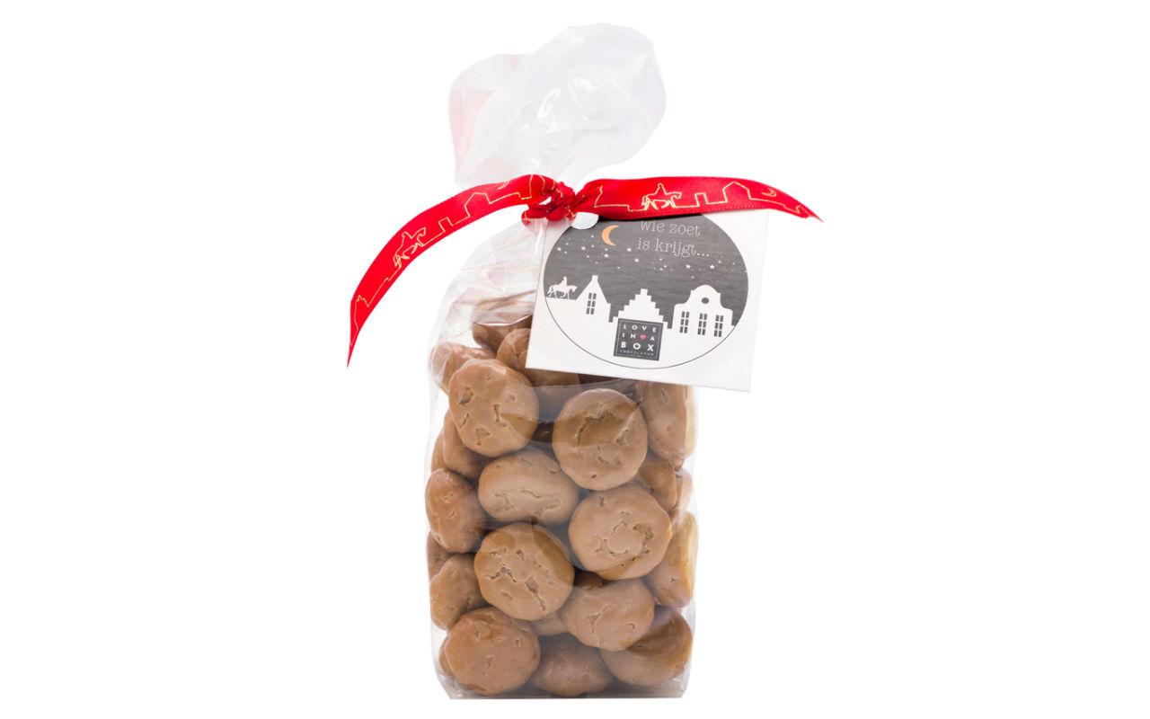 Love in a Box Chocolade Sint Kruidnoten
